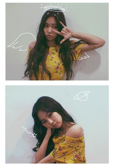 Jennie IG update Gif I know I'm a bit late with this one, but Jennie is queen and I just had to! All picture cred goes to Blackpink's IG, I only did the GIF Kim Jennie, Jennie Kim Tumblr, Jisoo Do Blackpink, Blackpink Jisoo, South Korean Girls, Korean Girl Groups, Blackpink Members, Idole, Black Pink Kpop