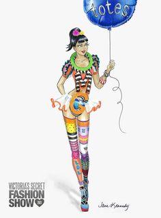 Victoria Secret sketch