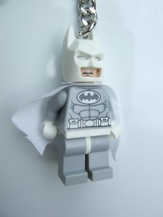 Amazon.com: Lego 850815 DC Universe Super Heroes Arctic Batman Key Chain: Toys & Games