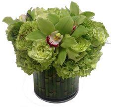 Spring Verde - Floral Art