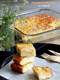 Tante Kiki: Ανηθοτυρόπιτα χωρίς φύλλο η ...Ελλάδα σε ένα πιάτο...