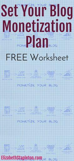 make money blogging | monetize a blog | earn money blogging