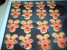 gingerbreadraindeers | Gingerbread Reindeer. Another variation on the classic Gingerbread man ...