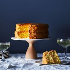 Violet's Pineapple-Coconut Cake
