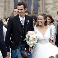Pin for Later: It's Game, Set, and Love Match as Andy Murray Marries Kim Sears