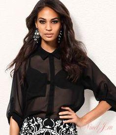 Какого цвета блузка подходит к черной юбке