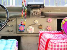 My stay in a beautiful vintage camper