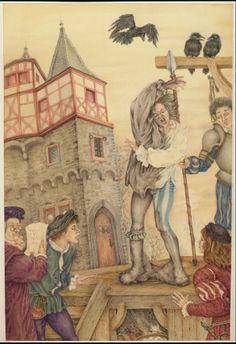 Il fedele Giovanni F. Grimm  Illustrazione Lucia Campinoti