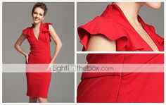 I've found my V-day / B- day Dress !!! Now hopefully it get's here by the 14th