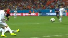 Spain vs Netherlands 1-5 All Goals & Highlights Brazil World Cup 2014 HD