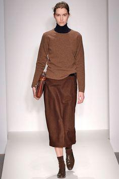 Margaret Howell at London Fashion Week Fall 2015 - Runway Photos New Fashion, Runway Fashion, Winter Fashion, Fashion Show, Fashion Outfits, Womens Fashion, Fashion Design, London Fashion, Margaret Howell