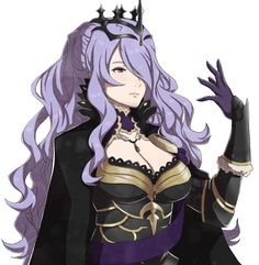 Fire Emblem Fates - All hail Queen Camilla