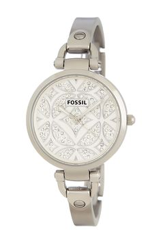 Fossil | Women's Georgia Bangle Watch | Nordstrom Rack