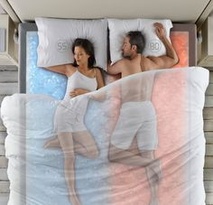 Dual Temp by Sleep Number- I think we would love this :)