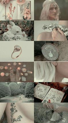 Light Witch Aesthetic