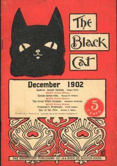 Black Cat (Magazine) - 12/1902