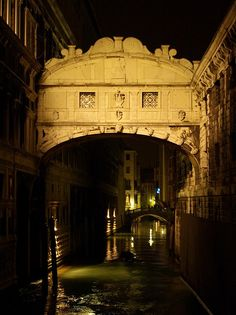 Venice - Bridge of Sighs (2008)