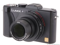 Panasonic Lumix LX5.  My new baby.  Got it on a one day sale at Amazon for 100 less than it's currently selling.