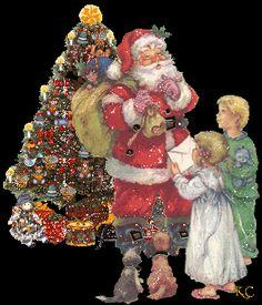 Christmas glitter Graphic Animated Gif - Graphics christmas glitter 089278