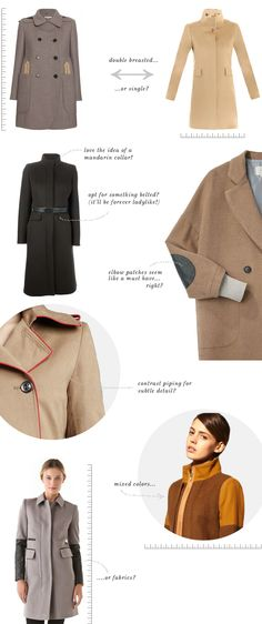 building the perfect coat