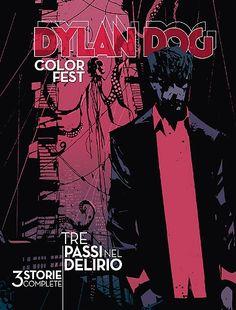 "February - ""Dylan Dog: tre passi nel delirio"" by Ausonia, M. Galli, AkaB"