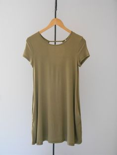 Comfy and versatile, The General Dress is ready to slip on and go!  Only $38 at cottonandpearls.com