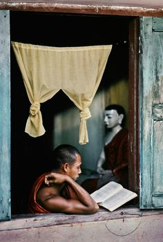 Burma photographed by Steve McCurry