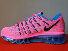check out 8ee3a bb697 Nike Air Max 2016 Sky Blue Online Rosa Joggesko