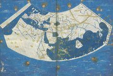 Claudius Ptolomaeus , Cosmographia • Crédits : Gallica/BnF