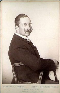 Wilhelm II the moustache that could launch a thousand ships Wilhelm Ii, Kaiser Wilhelm, Adele, Triple Alliance, German Royal Family, Queen Victoria Family, King Of Prussia, Strange Photos, Second Empire