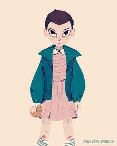 "nanlawson: "" Eleven "" A few prints are available at nanlawson.bigcartel.com"