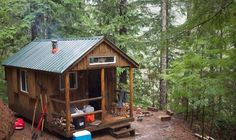 cabin house plans - Google Search