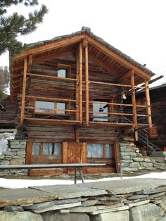 chalet project Destinations, Cabin, Windows, House Styles, Projects, Home Decor, Barn, Log Projects, Blue Prints