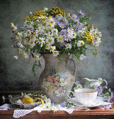 «Незатейливый букет»: добрые и уютные фотоработы Натальи Тихомировой - Ярмарка Мастеров - ручная работа, handmade