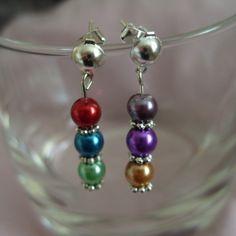 Bead Earrings £4.00