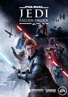 Visit this webpage to get your free copy of Star Wars Jedi Fallen Order! Star Wars Jedi: Fallen Order is a single-player action-adventure video game developed by Respawn Entertainment and published by Electronic Arts. Star Wars Jedi, Star Wars Film, Nave Star Wars, Star Wars Poster, Star Wars Art, Star Wars Xbox One, Star Trek Enterprise, Star Trek Voyager, Dark Souls