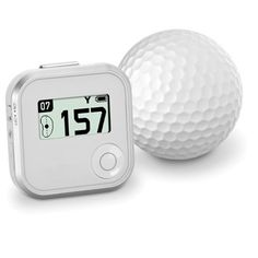 Fathers Day Gift Ideas- distance calculating, talking golf caddy
