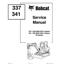 Click On The Above Picture To Download Bobcat Service
