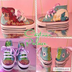 76d5754ee85e28  ariel  customshoes  customconverse  princess  princessariel   thelittlemermaid  littlemermaid  ariel  mermaid  birthdaygirl   birthdatparty  birthdayoutfit ...