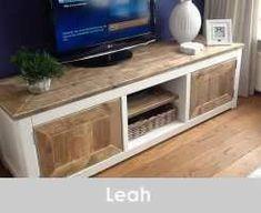 Steigerhout TV-meubel Leah