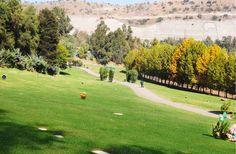 Nuestro Parques - Santiago