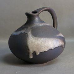 Design Ikone. Keramikkrug. Ruscha. Tschörner. 1954 - 1960.