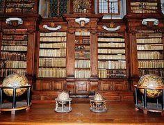 Barokna knjižnica u Ljubljani