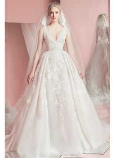 Naughty Gal Shoes : Wedding dresses by PERINA