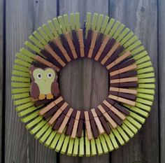 This adorable wreath measures 15 inches in diameter. Perfect for any outdoor area. Recommended for Indoor or Outdoor Use.