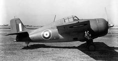 British Martlet IV (Wildcat) fighter at Naval Air Station, Anascotia, Washington DC, April Ww2 Aircraft, Military Aircraft, Ww2 Planes, Oceans Of The World, Royal Navy, British Royals, World War Ii, Wwii, Fighter Jets