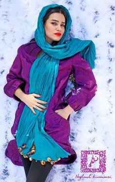 Stylish Iranian woman: Community Post: How Iran's Young Women Are Using Fashion To Influence Politics
