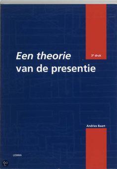 een theorie van presentatie andries Baart