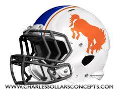 Charles Sollars Concepts @charles elliott elliott elliott Sollars @charles elliott elliott elliott Sollars http://www.charlessollarsconcepts.com/denver-broncos-white-helmet-concepts/ #broncos #denver #nike #nfl