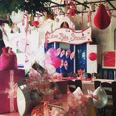#babyshower #allpink #babygirl #decoration #love #girl #princess